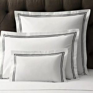 RESTORATION HARDWARE  HOTEL COLLECTION EURO SHAMS